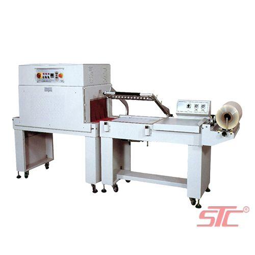 Máy đóng gói màng co tự động STC-5545T